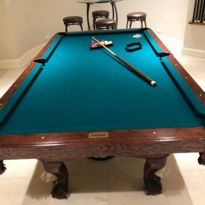 Pool Table-Slate