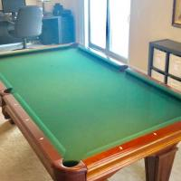 Pool Table for Sale - Perfect Condition