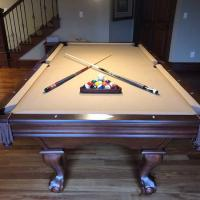 Contender Pool Table